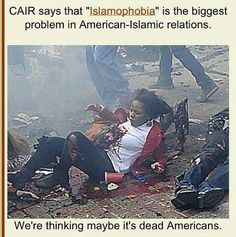 CAIR is a Hamas group, operating in America.