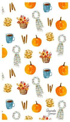 fall apple watch wallpaper