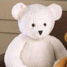 Teddy+Bear+Patterns+to+Sew | teddy bear sewing patterns for handmade teddy bears free teddy bear ...