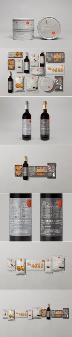Take In a Winter Wonderland With This Holiday Packaging From IKEA Food — The Dieline | Packaging & Branding Design & Innovation News