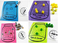 Grab 7 free math center games and enter to win @astrobrights Paper! It's your last chance to enter the Colorize your classroom contest!  #colorizeyourclassroom  http://www.tunstallsteachingtidbits.com/2016/09/colorize-your-content-with-astrobrights.html Great way to practice shapes and their names (like the blue page above) or fractions and their names