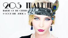20s Makeup – Makeup of the Century