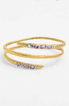 Alexis Bittar 'Elements - Maldivian' Coil Bracelet available at #Nordstrom