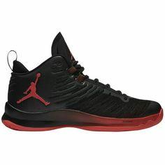82090ed50db92 Fly 5 X (Team) Chaussures Basketball Pour Homme Noir   rouge Air Jordan  Site Officiel Moins cher - Officielprixpascher.