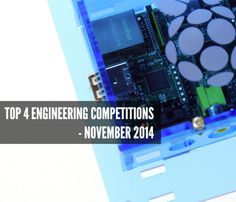 Top 4 Engineering Competitions - November 2014