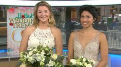 It's proposal season (yes, Hoda, that exists!) which means lots of brides and their bridesmaids will be dress shopping soon. Lauren Kay, The Knot's deputy editor, stops by Studio 1A with the latest style trends, entertainment ideas and ice breakers for your wedding.