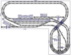 N Scale Model Trains, Model Train Layouts, Scale Models, Lego Track, Train Ho, Lionel Trains Layout, Ho Scale Train Layout, Model Railway Track Plans, Ho Trains