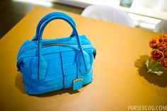i like the colour of this Tod's purse