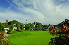 The clubhouse @ the Belfry