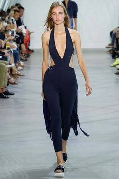 Lacoste Spring 2016 Ready-to-Wear Fashion Show - Maartje Verhoef