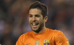 Jordi Alba, FC Barcelona.