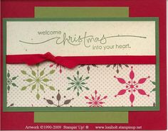 Heard from the Heart SSC115 by holt3448 - Cards and Paper Crafts at Splitcoaststampers