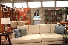 Bones-Awesome cast ~ Bones season 10 - New house Booth And Brennan, Booth And Bones, Bones Season 10, Tv Show House, Bones Tv Show, House Seasons, Barbie Dream House, Dream Decor, My Dream Home