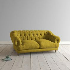 Chesterfield Style Sofa | Bagsie | Loaf | Loaf