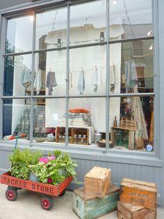 Notting Hill window shop