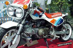honda monkey 4st   Le Honda Monkey Baja de 4st   Mini4Temps.fr, le site des passionnés ...