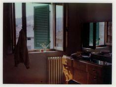 Tarkovsky polaroids from the book Bright, bright day