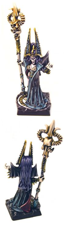 WARHAMMER FREAK FACTORY - elfos oscuros - FOTOS DE MINIATURAS