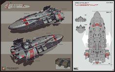 Dreadnought Jaggernaut by KaranaK on DeviantArt