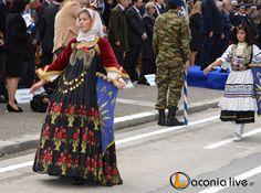 Η παρέλαση της 25ης Μαρτίου στη Σπάρτη | Laconialive.gr - Η ενημερωτική ιστοσελίδα της Λακωνίας, Νέα και ειδήσεις Skirts, Fashion, Moda, La Mode, Skirt, Fasion, Fashion Models, Trendy Fashion, Skirt Outfits