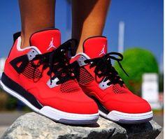 J'aime des Jordan's chaussures