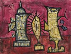 FRANCIS NEWTON SOUZA (1924-2002) Untitled (Still Life)