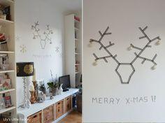 Lily's Little Factory: {It's Christmas Time #4} Un Rudolphe Graphique Comme Trophée