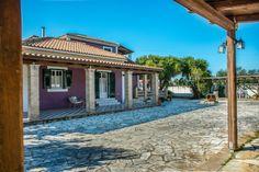 The Villa – Ermioni Villa – Zante, Greece