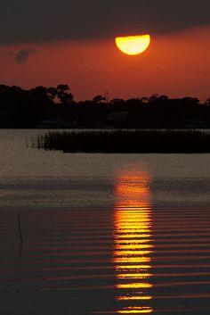 ✯ Lake Tarpon Sunset ~by Waldek & Lidka✯