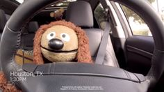 What happened when Rowlf and Rizzo took time out of the #ToyotaHighlander road trip to pick up some ice cream? Watch: