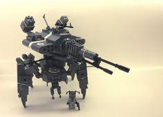 Ridgeback 4M Tank Hybrid by SuperHardcoreDave http://flic.kr/p/obAS6p
