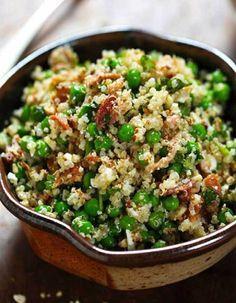 Salade healthy : salade de quinoa