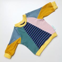 geometric sweater baby 24. size 62/68 | fashion | SLOPPOP YEAH { kidswear, home and gifts}