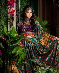 Source by jawed_p dresses afghani clothes Wedding Dresses For Girls, Bridal Dresses, Pakistani Dresses, Indian Dresses, Afghan Wedding Dress, Afghani Clothes, Casual Dresses, Fashion Dresses, Trendy Dresses