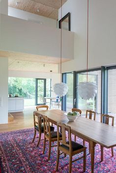 Wohnzimmer mit offener Galerie   Mimmchen   Pinterest   Wohnzimmer ...