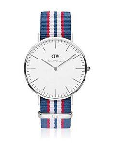 Daniel Wellington Reloj de cuarzo Man 0213DW 40 mm