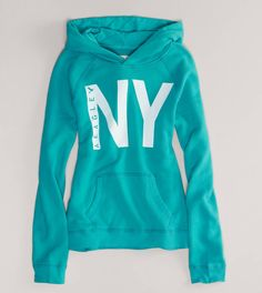 AE NYC Hooded Popover