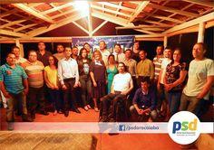 Encontro dos Pré Candidatos do PSD Araçoiaba