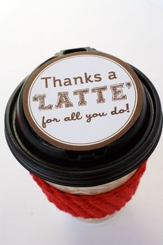 Thanks a latte teacher appreciation: 5 ideas to pay it forward to colleagues
