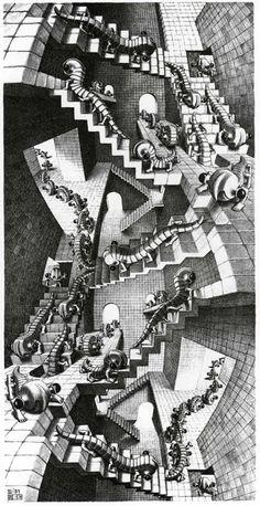 М.С. Escher