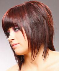 how to style hair shoulder length layered hairstyles for thick hair pictures 8662