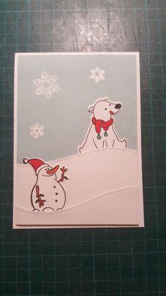 Tarjeta Navidad  - Cristmas card #scrapbooking #manualidades #crafts #DIY #hechoamano #handmade  #tarjetas #cardmaking #navidad #christmas