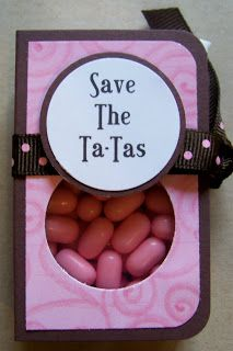 Save the Ta-Tas Tic