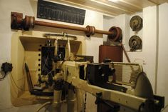 ww2 bunker turret interior