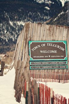 Fun! Travel to Telluride, CO | The Valley Floor | FamilyFreshCooking.com