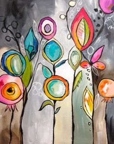 Teresa McFayden - so pretty and colorful!