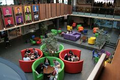 Students' Union Atrium