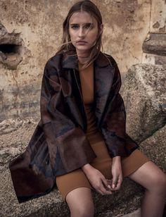 VoguePortugal August2017 Fernanda Liz by Frederico Martins - Fashion Editorials