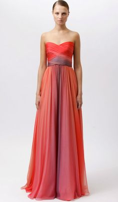 Monique Lhuillier Resort 2012. from the wedding chicks.