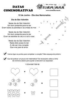 Ensino Religioso - um desafio para o Ensino Fundamental: Atividades - Dia de São Valentim